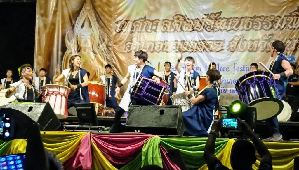タイ国際ゴールデンフェスティバル